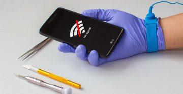 iPhone diagnostic and repair