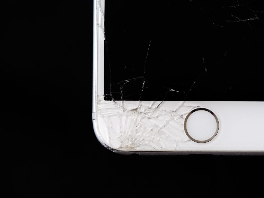 iphone screen replacement at the iPhone Professor in Bend, Oregon