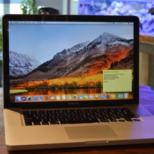 Used MacBook Pro 15-inch, Mid 2012